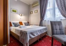 Отель Маяк (М. МАЯКОВСКАЯ) | Станция метро Маяковская | Парковка Стандартный двухместный номер с 1 кроватью или 2 отдельными кроватями