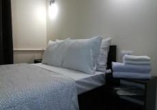 South West | м. Площадь Гагарина | Парковка Двухместный номер с 1 кроватью и общей ванной комнатой, без окна