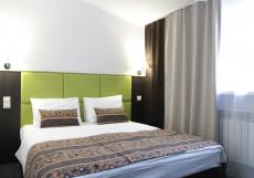 Авангард Отель & Апарт | Курган | Парковка Двухместный номер с 1 кроватью