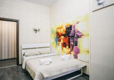 Happy | м. Чеховская | Wi-Fi Двухместный номер с 1 кроватью