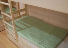 Лайм | м. Чистые пруды | Wi-Fi Спальное место на двухъярусной кровати в общем номере для мужчин