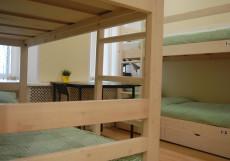 Лайм | м. Чистые пруды | Wi-Fi Кровать в общем 6-местном номере для мужчин и женщин