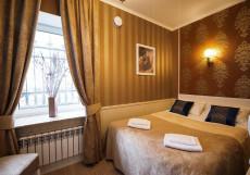 Арт на Репина | м. Спортивная-2 | Wi-Fi Стандартный двухместный номер с 1 кроватью