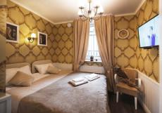 Арт на Репина | м. Спортивная-2 | Wi-Fi Стандартный двухместный номер с 1 кроватью или 2 отдельными кроватями