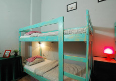 Come&Sleep | м. Маяковская | Парковка Кровать в общем 6-местном номере для женщин