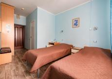 Милена | Казань | Парковка Стандартный двухместный номер с 2 отдельными кроватями