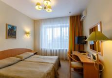 Атал | Чебоксары | Парковка Стандартный двухместный номер с 1 кроватью или 2 отдельными кроватями