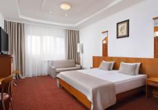 Машук Аква-Терм | Иноземцево | Парковка Двухместный номер с 1 кроватью или 2 отдельными кроватями и балконом