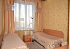 Профсоюзная   Нижний Новгород   Парковка Стандартный двухместный номер с 2 отдельными кроватями