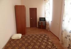 Лилия   Ейск   Парковка Двухместный номер с 1 кроватью и балконом