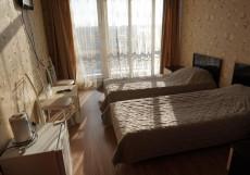 Лилия   Ейск   Парковка Большой двухместный номер с 2 отдельными кроватями