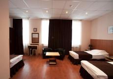 Мастер Отель Дубровка | м. Дубровка | Парковка Улучшенный двухместный номер с 2 отдельными кроватями