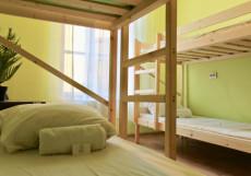 BEDANDBIKE S48 | м. Садовая | Wi-Fi Кровать в общем номере для женщин с 4 кроватями