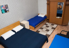 BEDANDBIKE S48 | м. Садовая | Wi-Fi Двухместный номер Делюкс с 1 кроватью или 2 отдельными кроватями