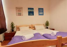 BEDANDBIKE S48 | м. Садовая | Wi-Fi Бюджетный двухместный номер с 2 отдельными кроватями