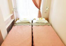 Астра на Басманном | м. Красные ворота | Wi-Fi Двухместный номер с 2 отдельными кроватями