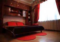 Double Rooms Belorusskaya | м. Белорусская | Wi-Fi Стандартный двухместный номер с 1 кроватью