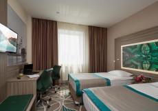 Тенет | Tenet | Екатеринбург | Парковка Двухместный номер с 2 отдельными кроватями