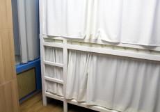 Плед на Самотёчной | м. Цветной бульвар | Wi-Fi Кровать в общем 6-местном номере для женщин