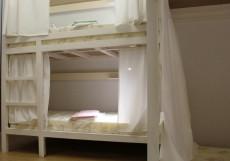 Плед на Самотёчной | м. Цветной бульвар | Wi-Fi Кровать в общем 12-местном номере