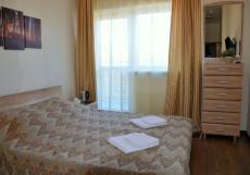 Гостевой Дом Веранда   Зеленая Поляна   Парковка Двухместный номер с 1 кроватью