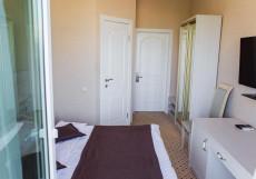Бутик-отель Корона | Краснодар | Парковка Двухместный номер с 1 кроватью