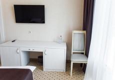 Бутик-отель Корона | Краснодар | Парковка Двухместный номер с 1 кроватью и балконом