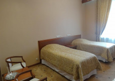 МЕРИДИАН | Саранск | центр | Парковка Стандартный двухместный номер с 1 кроватью или 2 отдельными кроватями