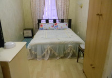 Smolenka House | м. Василеостровская | Парковка Номер с кроватью размера «queen-size»