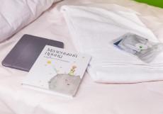 Клевер (Общежитие, комната сутки) Кровать в общем 8-местном номере для мужчин