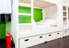 Клевер (Общежитие, комната сутки) Кровать в общем 12-местном номере для мужчин и женщин