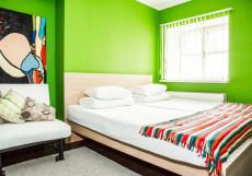 Клевер (Общежитие, комната сутки) Стандартный семейный номер