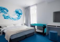 Starboard Side Hotel Улучшенный двухместный номер с 1 кроватью или 2 отдельными кроватями
