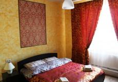 Диана | Котельники | Парковка Двухместный номер с 1 кроватью и собственной ванной комнатой