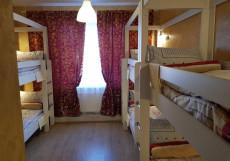 Диана | Котельники | Парковка Кровать в общем 6-местном номере для мужчин