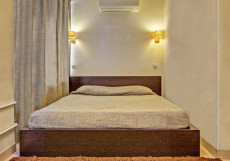 Шелтон | м. Добрынинская | Wi-Fi Двухместный номер с 1 кроватью и собственной ванной комнатой