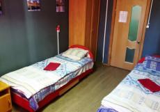 Ливадия На Заневском (Недалеко От Центра) - Отличное Расположение Номера категории Эконом с 2 отдельными кроватями (общая ванная комната)