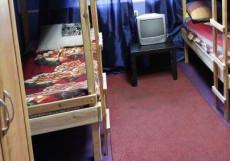 Ливадия На Заневском (Недалеко От Центра) - Отличное Расположение Кровати в общем номере с двухъярусной кроватью