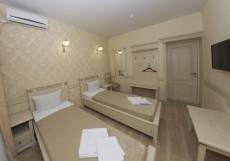 Оскар (возле парка Пушкина) - комфортные номера Стандартный двухместный номер с 2 отдельными кроватями