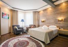 Гостевой Дом Жемчуг Village Улучшенный двухместный номер с 1 кроватью