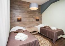 Гостевой Дом Жемчуг Village Двухместный номер с 2 отдельными кроватями