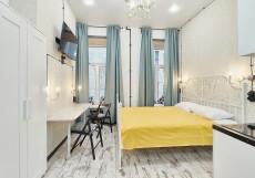 Отель на Большом 46 Улучшенный двухместный номер с 1 кроватью