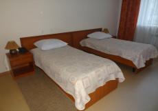 Самарский Университет Улучшенный двухместный номер с 1 кроватью или 2 отдельными кроватями