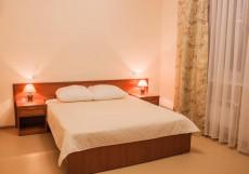 Самарский Университет Стандартный двухместный номер с 1 кроватью