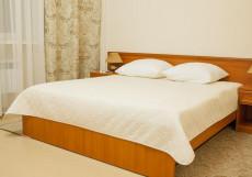 Самарский Университет   Двухместный номер с 1 кроватью или 2 отдельными кроватями и собственной ванной комнатой