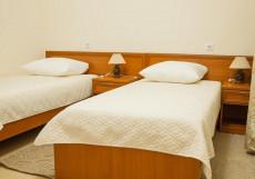 Самарский Университет Стандартный двухместный номер с 1 кроватью или 2 отдельными кроватями