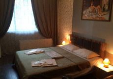 Братислава - Индивидуальный Дизайн Номеров Номер категории Эконом с двуспальной кроватью (общая ванная комната)
