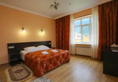Кавказ (Катание На Лыжах) - Красивый Вид Стандартный двухместный номер с 1 кроватью - 2 этаж