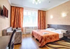 Кавказ (Катание На Лыжах) - Красивый Вид Стандартный двухместный номер с 1 кроватью - 3 этаж