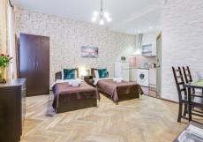Travelto Narvskaya - Изысканные Номера Двухместный номер Делюкс с 2 отдельными кроватями